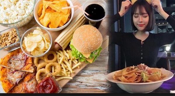 อาหารขยะกินได้ถ้าเลือกเป็น